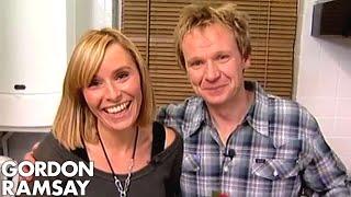 Tana Tricks Her Husband - Gordon Ramsay