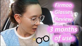 Aesthetic AF Pastel Rounded Glasses | Firmoo Review + 3 month wear update