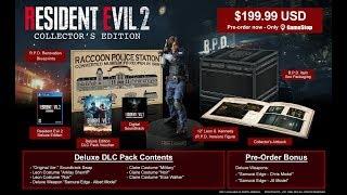 Resident Evil 2 (Remake) Collector