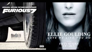 Gambar cover Love Me Again (Love Me Like You Do & See You Again Mashup)
