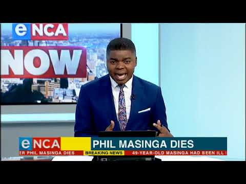 Tributes are pouring in for Bafana Bafana legend Phil Masinga