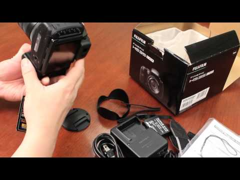 Fuji Guys - HS35EXR Part 2/3 - Unboxing
