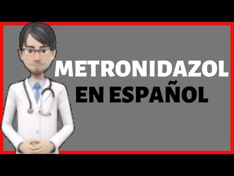 metronidazol férgek kezelésére
