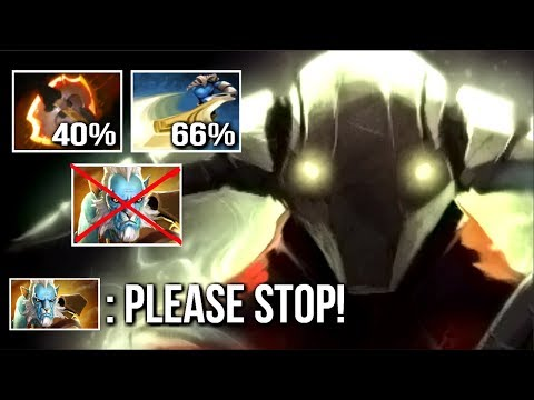 How To DELETE Phantom Cancer EZ! Battle Fury Sven Crazy Cleave vs Illusions by Jeyo WTF Dota 2