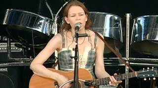 <b>Gillian Welch</b> & David Rawlings  Full Concert  08/03/08  Newport Folk Festival OFFICIAL