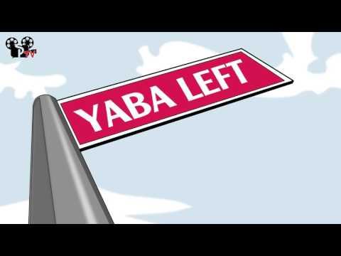 YABA LEFT; COMEDY CARTOON