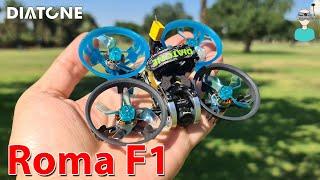 Cutest Micro Quadcopter - Diatone Roma F1