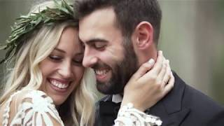 Boho Wedding Film In The Woods By Heart Stone Films | Kyle + Danielle
