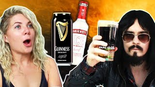 Irish People Try Weird Guinness Mixes