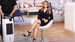 Diana präsentiert die beliebtesten Luftkühler und Deckenventilatoren im August 2021 bei PEARL TV