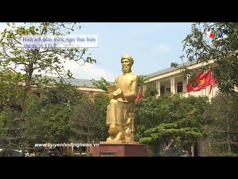 Trường THPT chuyên Phan Bội Châu: Quyết tâm giữ vững đơn vị Anh hùng Lao động.