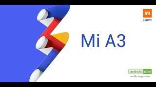 Xiaomi Mi A3 Live Launch Event Stream.