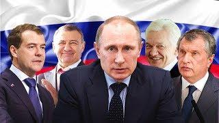 Как в России сформировался строй индивидуально-олигархического капитализма