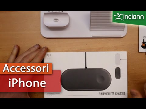 iPhone, Airpods ed Apple Watch: 2 soluzioni di ricarica wireless desktop e da viaggio