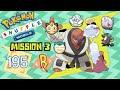 Pokémon Shuffle Mobile - ¡FICHA MISION 3/ MISSION CARD 3!