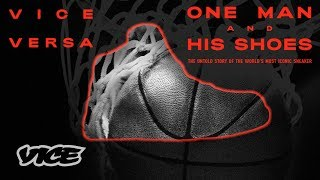 How Michael Jordan Changed Sneaker Culture Forever | One Man and His Shoes | VICE VERSA
