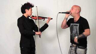 Electric Violin and Beatbox: Moonlight Grenade