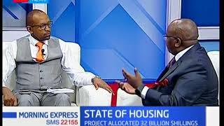 President Uhuru Kenyatta's big four agenda towards better affordable housing