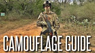 The Importance of Camouflage in Airsoft - Basic Guide for Beginners