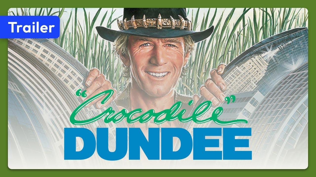 Trailer för Crocodile Dundee: En storviltjägare i New York