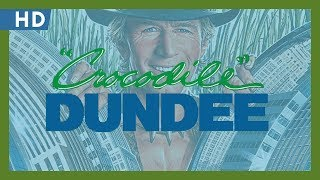 Crocodile Dundee (1986) Video
