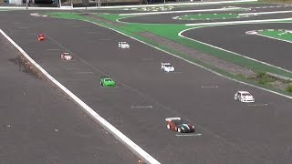 preview picture of video 'RC Bremen   12h Rennen Schwanewede 2014'