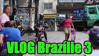 Brazílie Vlog #3 Druhá tvář Rio De Janeira [CaptainJTV]