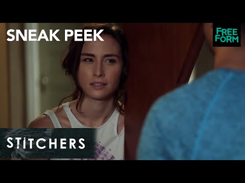 Stitchers   Season 3 Episode 8 Sneak Peek: Camille Gets An Unexpected Wake-Up Call