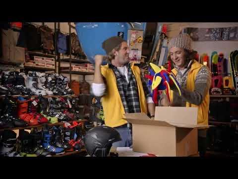 """Saurez-vous trouver ma furtive apparition dans la vidéo """"Ski 1800"""" du Palmashow ?"""
