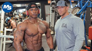 Brandon Hendrickson | What It Takes To Be A Physique Champ | Ep. 1