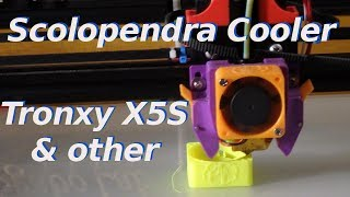 TronXY X5S CoreXY - hmong video