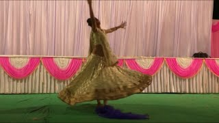Wedding sangeet Dance performance on Bollywood Songs !! Bhumika Patel !!