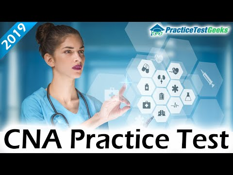 CNA Practice Test 2019 - Basic Restorative Services