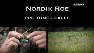 Calling Roebuck with Nordik Roe