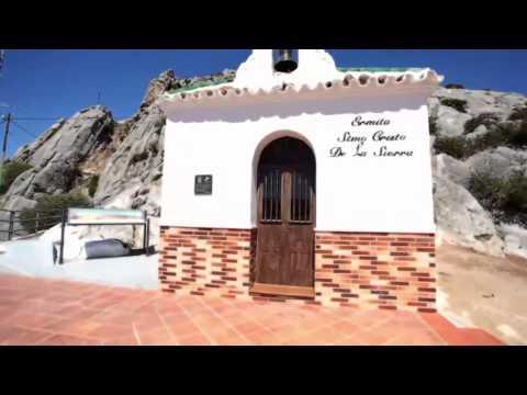 "Die Kapelle ""Cristo Sierra"", Valle de Abdalajis"