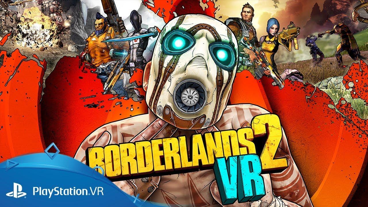 Nel mese di dicembre, con Borderlands 2 VR, Pandora si avvicina ai tuoi occhi come mai prima d'ora