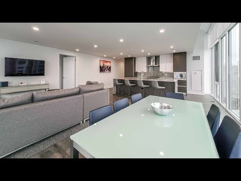 A fully-furnished 3-bedroom at the fabulous new Old Town Park