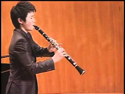 Clarinete - Han Kim, Csárdás -
