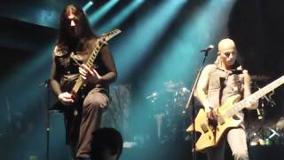 Trivium - Drowned and Torn Asunder - live @ Komplex 457 in Zurich 6.11.2011