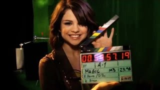 Selena Gomez | Magic (Backstage) | Disney Playlist