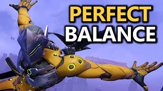 Overwatch: The Perfectly Balanced Game?