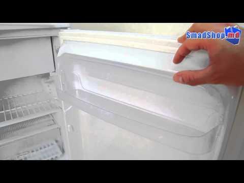 Холодильник Indesit TT 85 белый - Видео