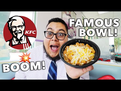 KFC Famous Bowl $5 Fill Up – Fast Food Review – Full Nelson Eats A Lot