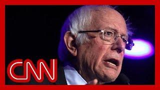 Bernie Sanders takes commanding lead in CNN poll of polls