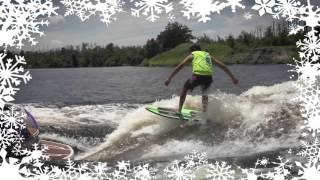 MERRY CHRISTMAS AND A HAPPY NEW YEAR FROM AQUA SPORTS LATVIA!