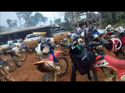 Rally Cross 2018 em Apiacás-MT - parada almoço  11-02-18