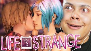 I DARE YOU TO KISS ME ( ͡° ͜ʖ ͡°) - Life Is Strange - Part 5