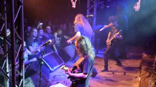 "DOMINE ""Blood Brothers' Fight"" live@Kyttaro/Athens (26/09/15)"