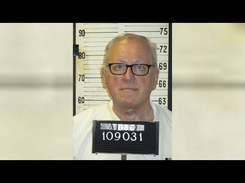 A man convicted of killing his wife decades ago prayed and sang hymns as he was put to death Thursday in Nashville, Tennessee. Don Johnson, 68, was executed via lethal injection for the 1984 suffocation of his wife, Connie Johnson. (May 17)