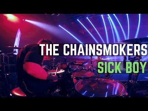 The Chainsmokers - Sick Boy | Matt McGuire LIVE Drum Cover